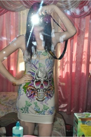 Ed Hardy dress