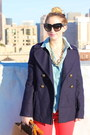 Navy-pea-jcrew-coat-light-brown-oversized-tote-zara-bag