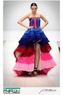 Chiffon-rainbow-dress-dress