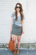Ikat Skirt