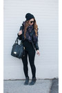 Black-leather-hudsons-bay-boots-black-black-top-shop-jeans