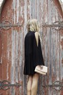 Black-august-street-dress-eggshell-tony-bianco-heels