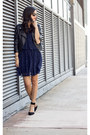 Chiffon-dress-dv-by-dolce-vita-dress-asos-jacket-wayfarer-rayban-sunglasses