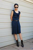 James Perse dress - Lauren t-shirt - unisa shoes