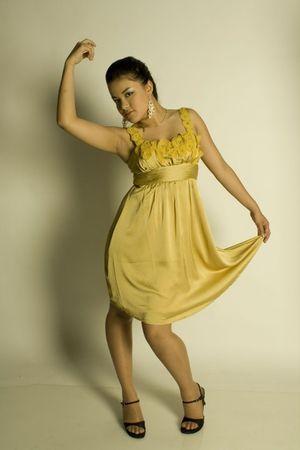 Latin Store dress