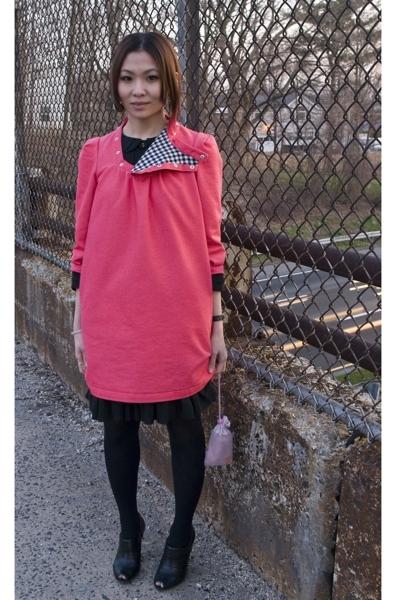 dress - H&M dress - Zara shoes