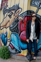 Pepe Jeans jacket - 31 phillip lim top - killah jeans - vivienne westwood access