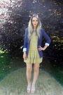 Yellow-topshop-dress-pink-kurt-geiger-shoes