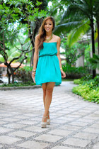 green Mango dress