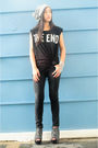 Black-zara-men-top-black-mango-jeans-black-zara-shoes-silver-mafia-accesso