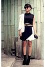 Black-front-row-shop-skirt-black-front-row-shop-top