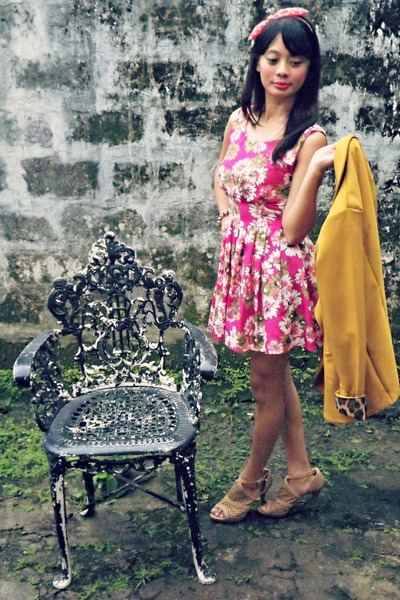 TaGGed Iloilo dress