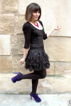 Zara Trf dress - Dorothy Perkins shoes
