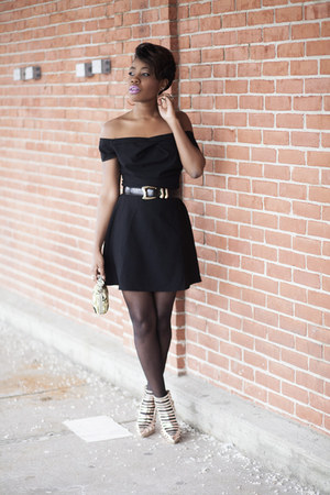 In Love with Fashion dress - ashlin penny loves kenny heels