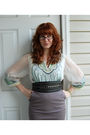 Black-steve-madden-shoes-gray-steve-madden-belt-white-blue-tassel-dress-gr
