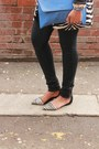Zebra-print-reiss-shoes-black-zara-coat-skinny-long-tall-sally-jeans