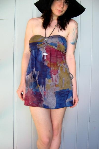 Peachy Days Vintage dress