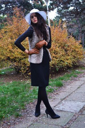 Cacharel skirt - New Yorker heels