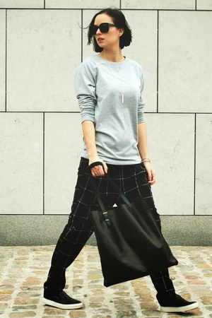 Monki pants - Vila sweatshirt