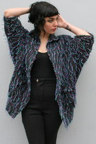 Black-cotton-cocoon-vintage-jacket