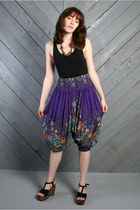 Deep Purple LUCKY VINTAGE Pants