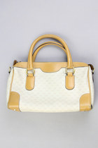Beige-speedy-vintage-gucci-bag