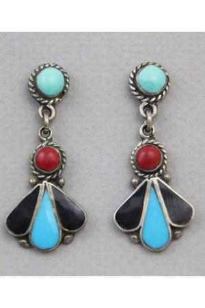 LUCKY VINTAGE earrings