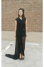 Black-lace-dress-diy-dress-black-peep-toe-new-look-shoes