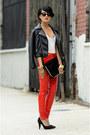 Nasty-gal-jacket-suede-clutch-zara-bag-the-caravan-sunglasses