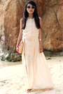 Gold-collar-givenchy-necklace-side-slit-dress-again-dress