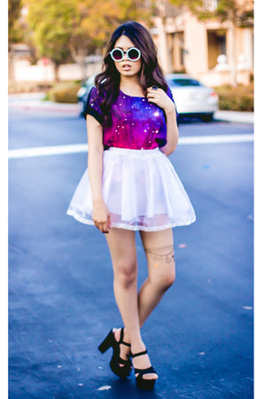 galaxy romwe shirt
