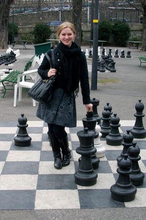 black Target blazer - black street fair scarf - black TK Maxx boots - black Amer