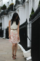 Primark dress - new look wedges