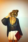 H-m-shorts-h-m-blouse-marc-by-marc-jacobs-bag-h-m-necklace-vintage-ring-ac