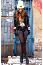 urban flavours hat - Misbhv shorts