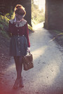 Tawny-topshop-bag-brick-red-romwe-blouse-brown-river-island-skirt