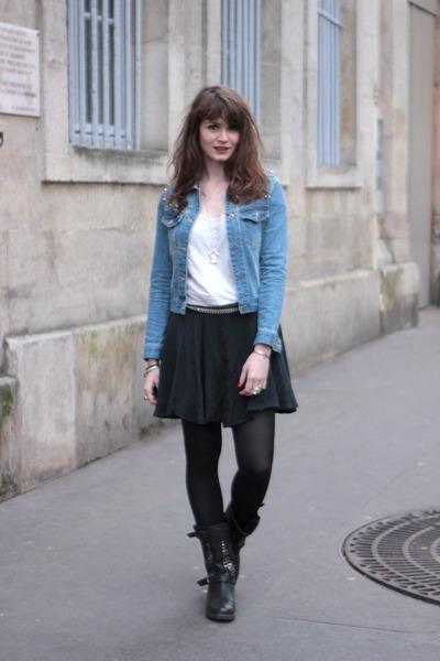 black Les Tropeziennes boots