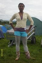 Camping Gear...