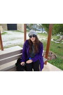 Black-ugg-boots-purple-united-colors-of-benetton-coat-silver-wool-hat-blac