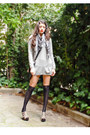No-brand-sweater-handmade-bag-primadonna-shoes-sisley-scarf
