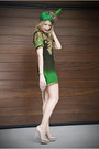 Green-matthew-williamson-dress-chartreuse-paola-vales-tocados-hat