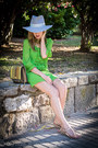Tibi-dress-zara-hat-angel-jackson-bag-cuple-flats