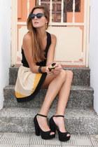 Sugarlips skirt - Zara heels