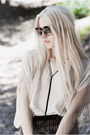 Silver-h-m-necklace-gray-helmut-lang-bag-black-dita-sunglasses
