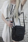 White-kimberly-ovitz-dress-jas-mb-bag-tan-miu-miu-wedges-black-vintage-bel