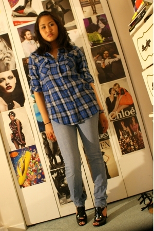 forever 21 shirt - Buffalo jeans