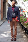 Red-checkered-shirt-club-monaco-shirt-navy-checkered-shirt-club-monaco-shirt