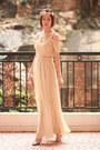 Ivory-virgos-lounge-hoodie-bronze-jimmy-choo-heels