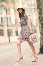 periwinkle becky bloomwoods wardrobe dress
