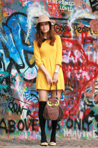 yellow Chicwish dress